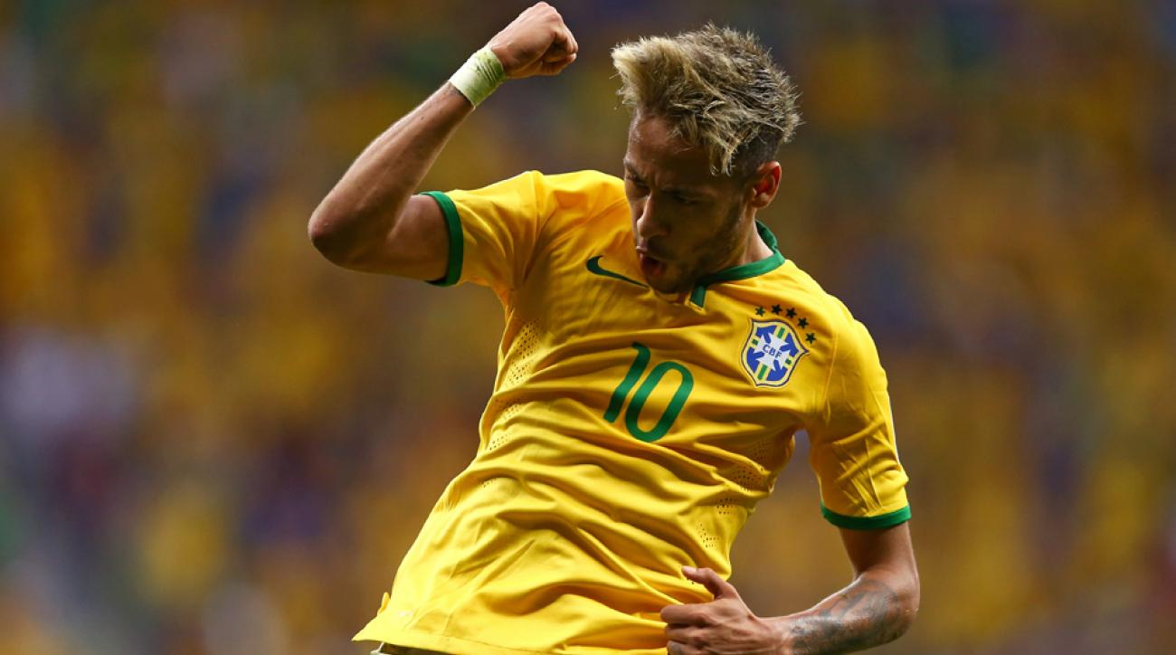Neymar represents more than just a talented soccer player for Brazil.