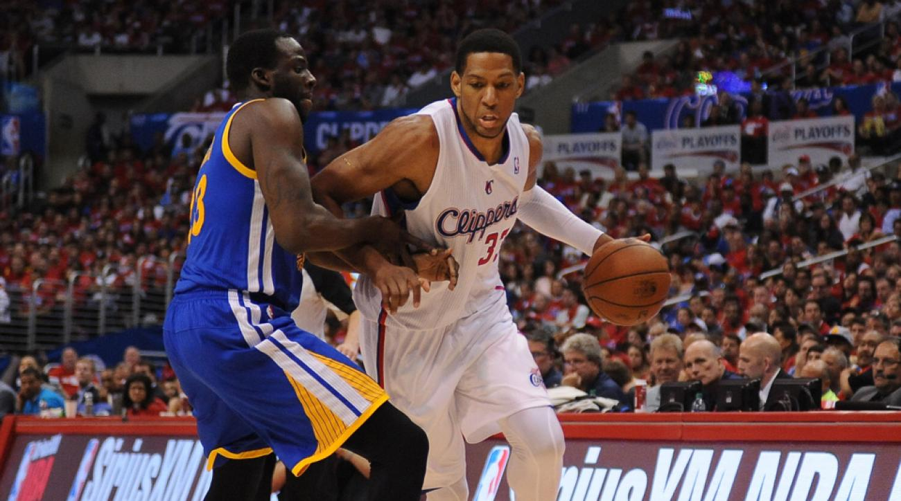 Danny Granger (right) holds career averages of 17.4 points and 5.1 rebounds during his nine-year career.