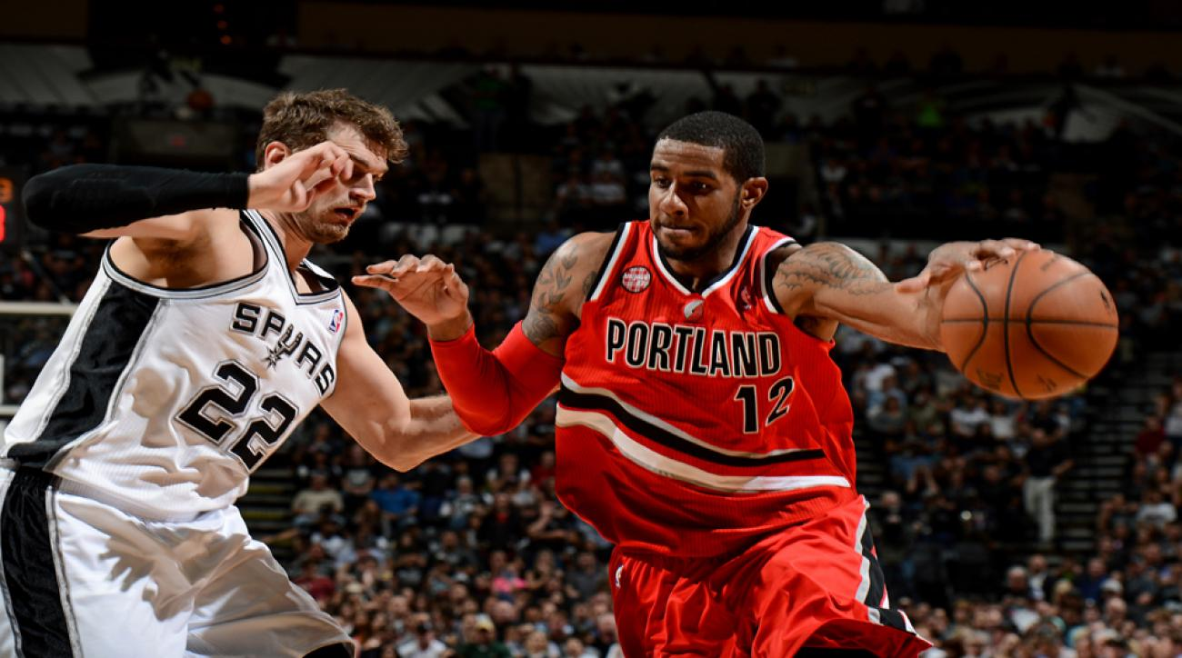 LaMarcus Aldridge plans to sign a contract extension with the Portland Trailblazers next summer