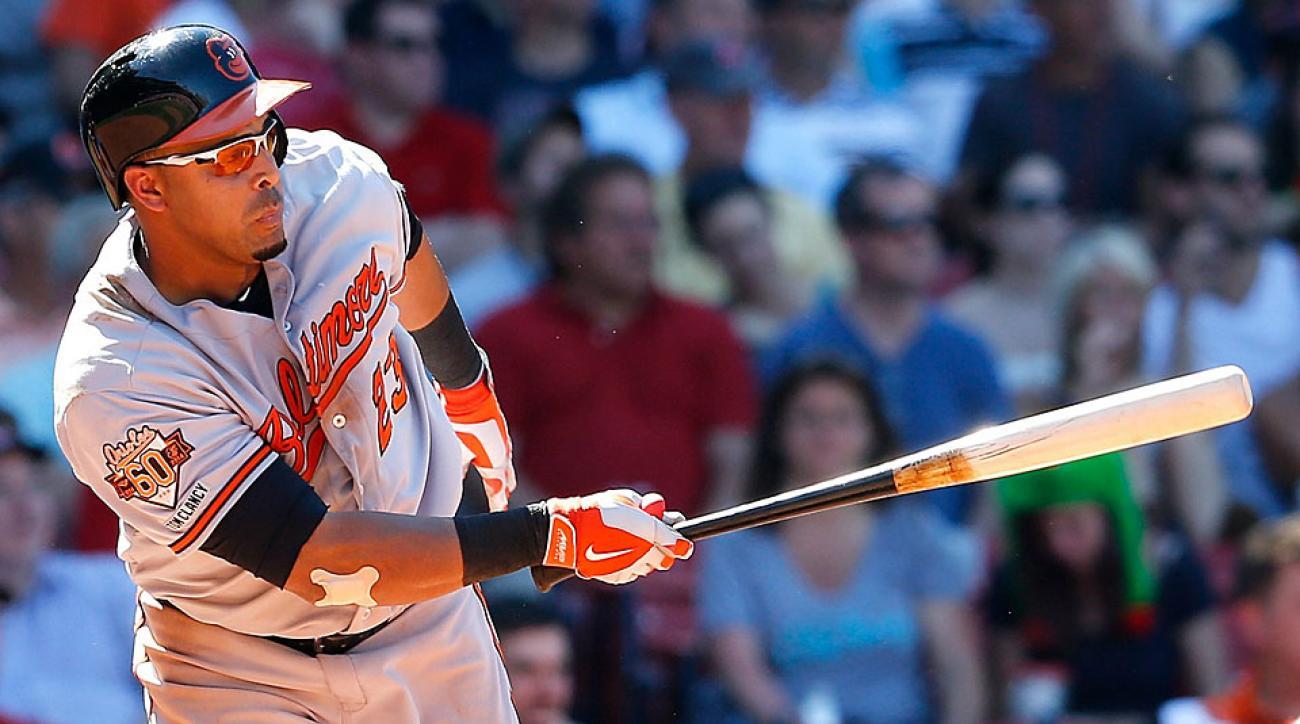 Nelson Cruz, Baltimore Orioles free agency