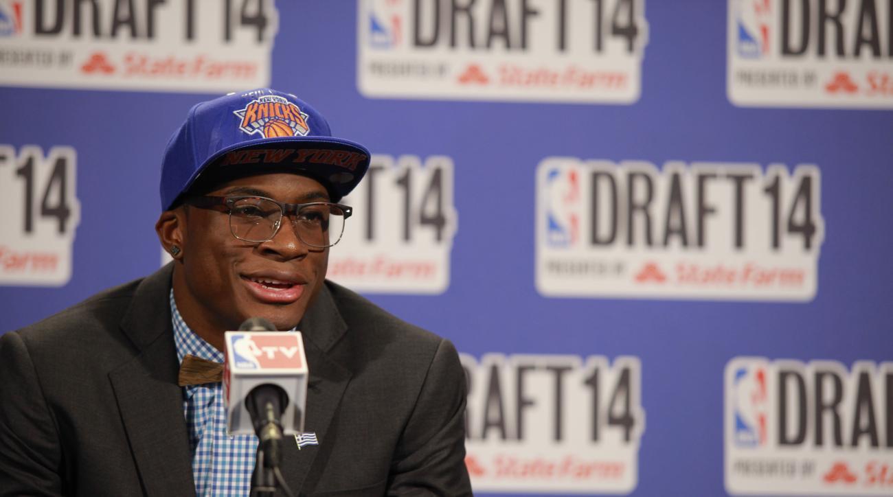 New York Knicks interested in stashing rookie Thanasis Antetokounmpo in Europe next season