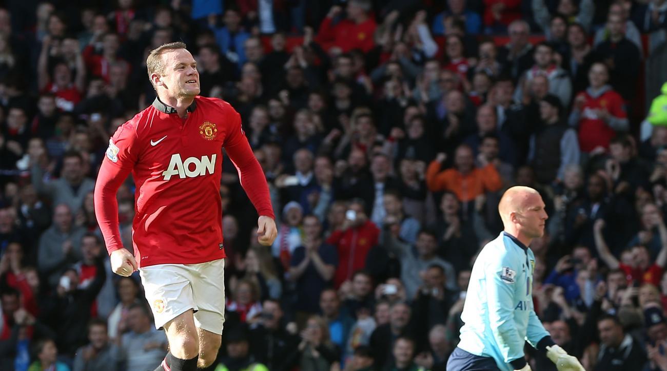 Wayne Rooney Manchester United USA Tour United States Man U
