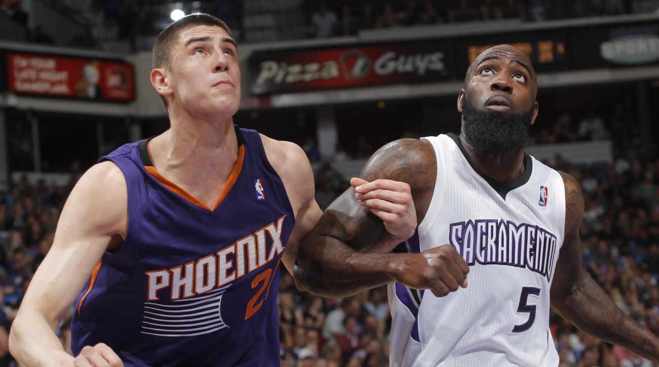2013 first-rounder Alex Len will lead the Phoenix Suns' summer league team