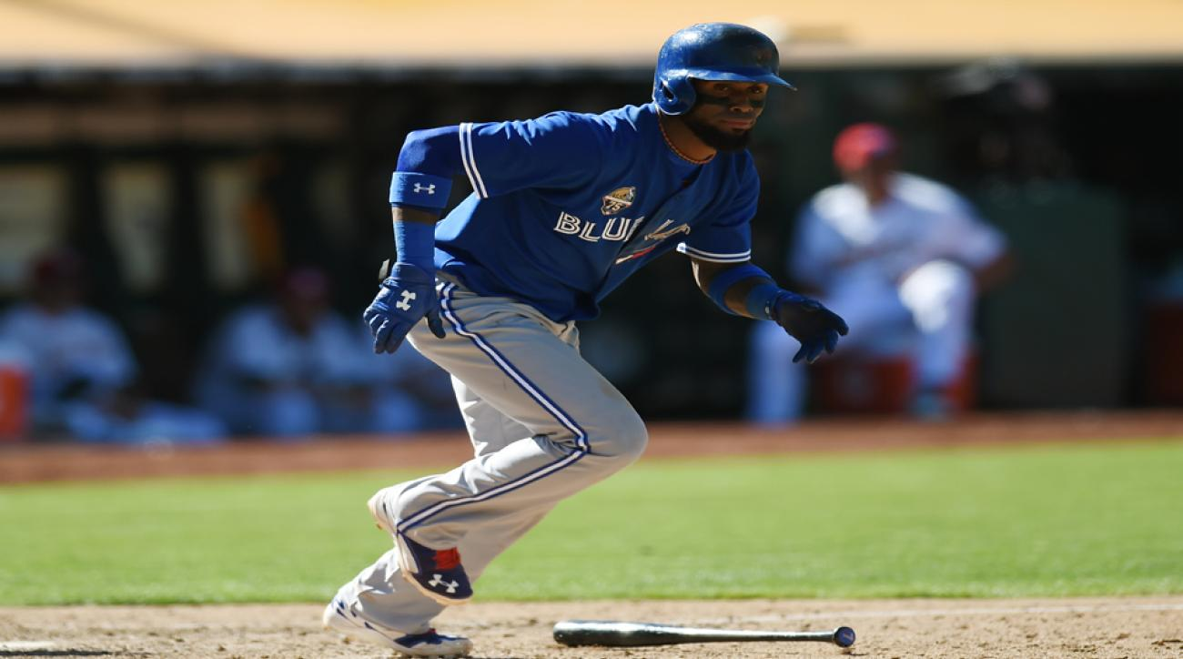 Jose Reyes has battled a shoulder injury over the last month