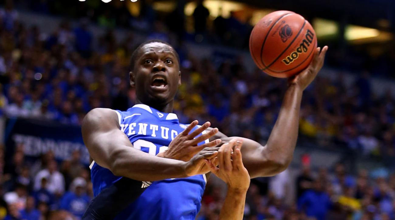 Julius Randle will suit up for the Lakers summer league