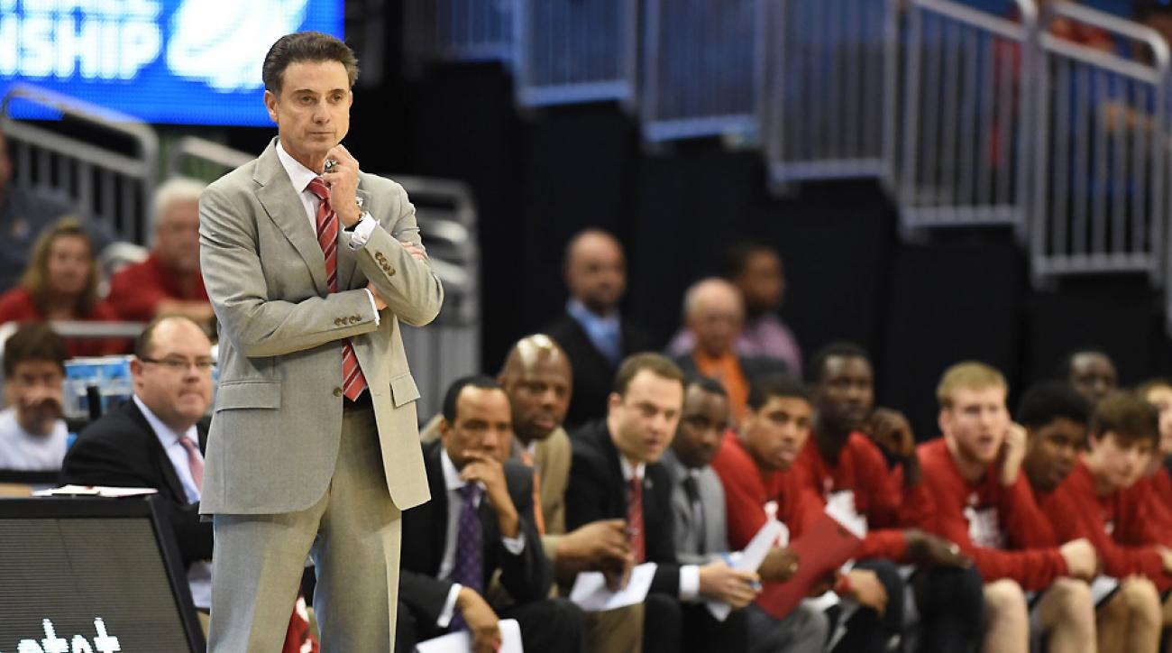 Rick Pitino's contract with Louisville would keep him as the Cardinals coach through 2019.