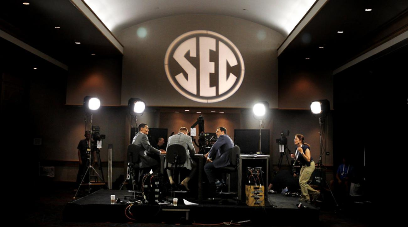 List of players attending SEC Media Days