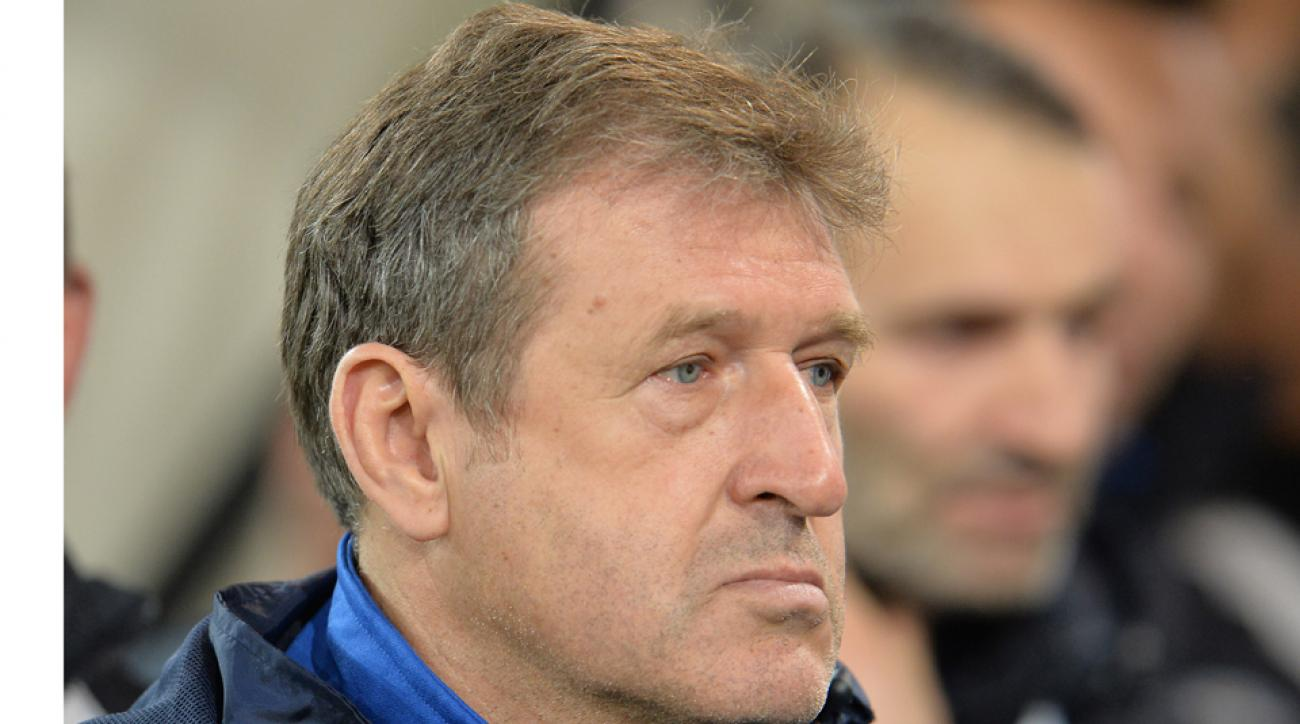 Bosnia signed coach Safet Susic to a two-year extension