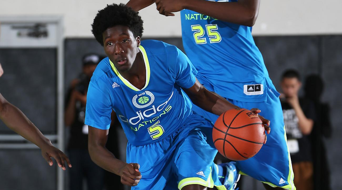 Daniel Hamilton came to UConn to play for Kevin Ollie, and Ollie should be able to make fast use of the talented forward.