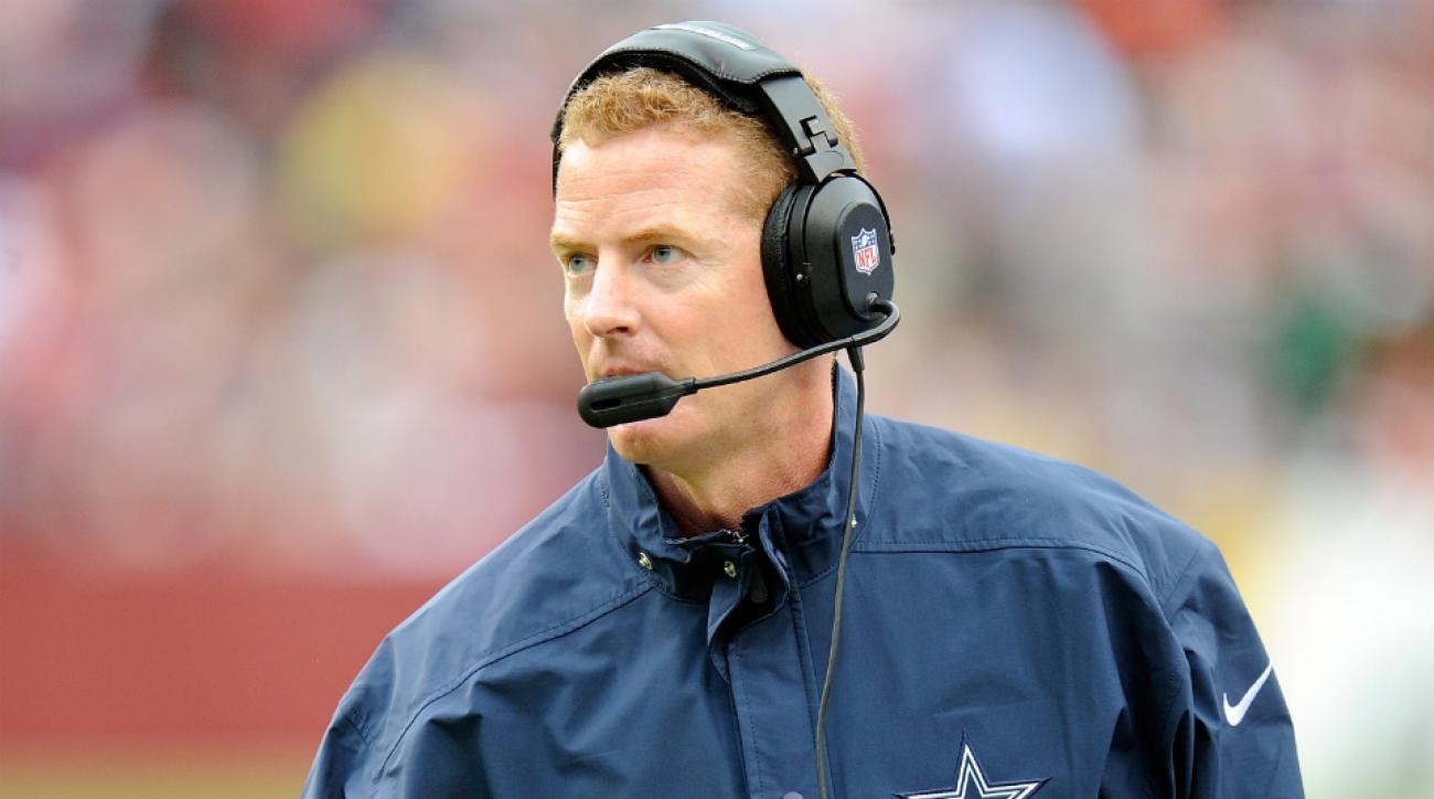 Cowboys coach Jason Garrett criticized by Donovan McNabb