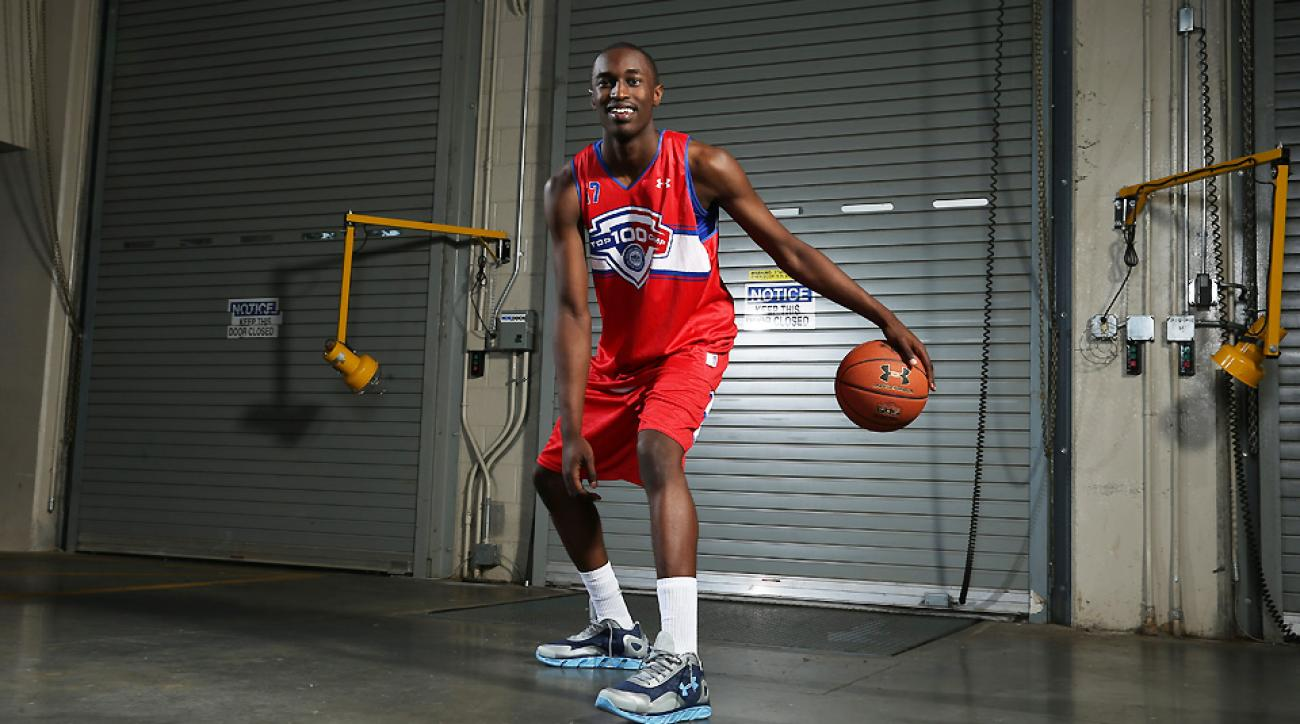 Theo Pinson may not crack the starting lineup for the Tar Heels, but he'll be provide plenty of entertainment on and off the court.