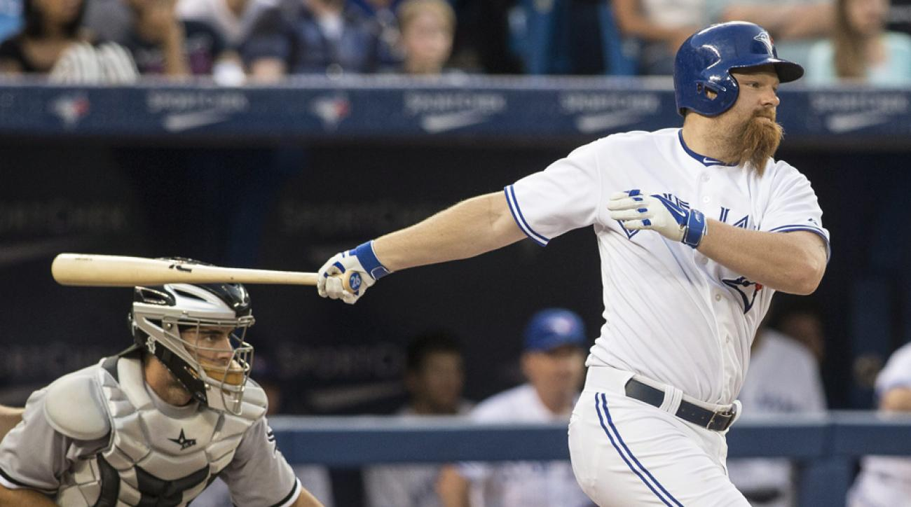 Adam Lind is out for six-to-eight weeks with a foot fracture