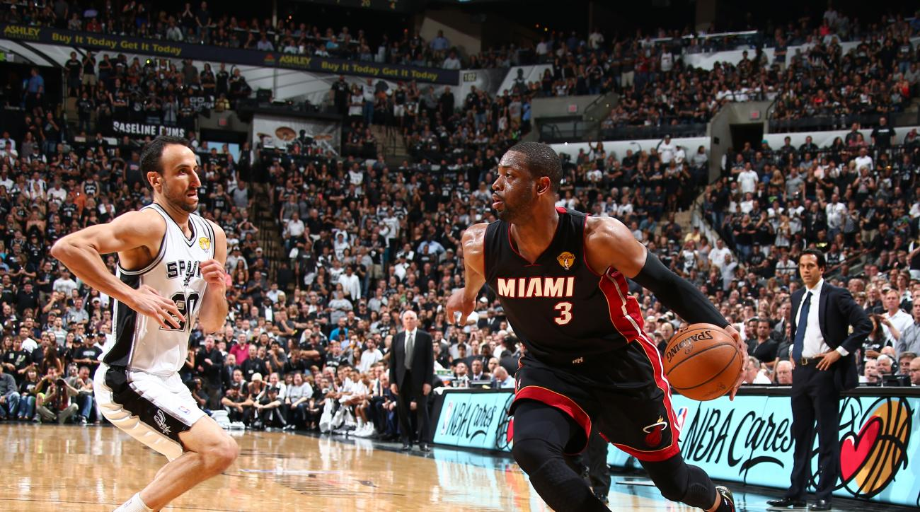 The Chicago Bulls are gauging interest in free agent Dwyane Wade