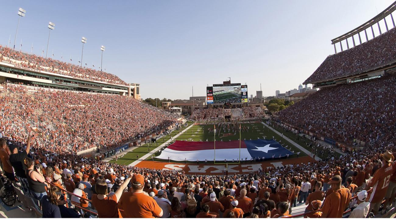 Texas Memorial Stadium won't sell alcohol this season.