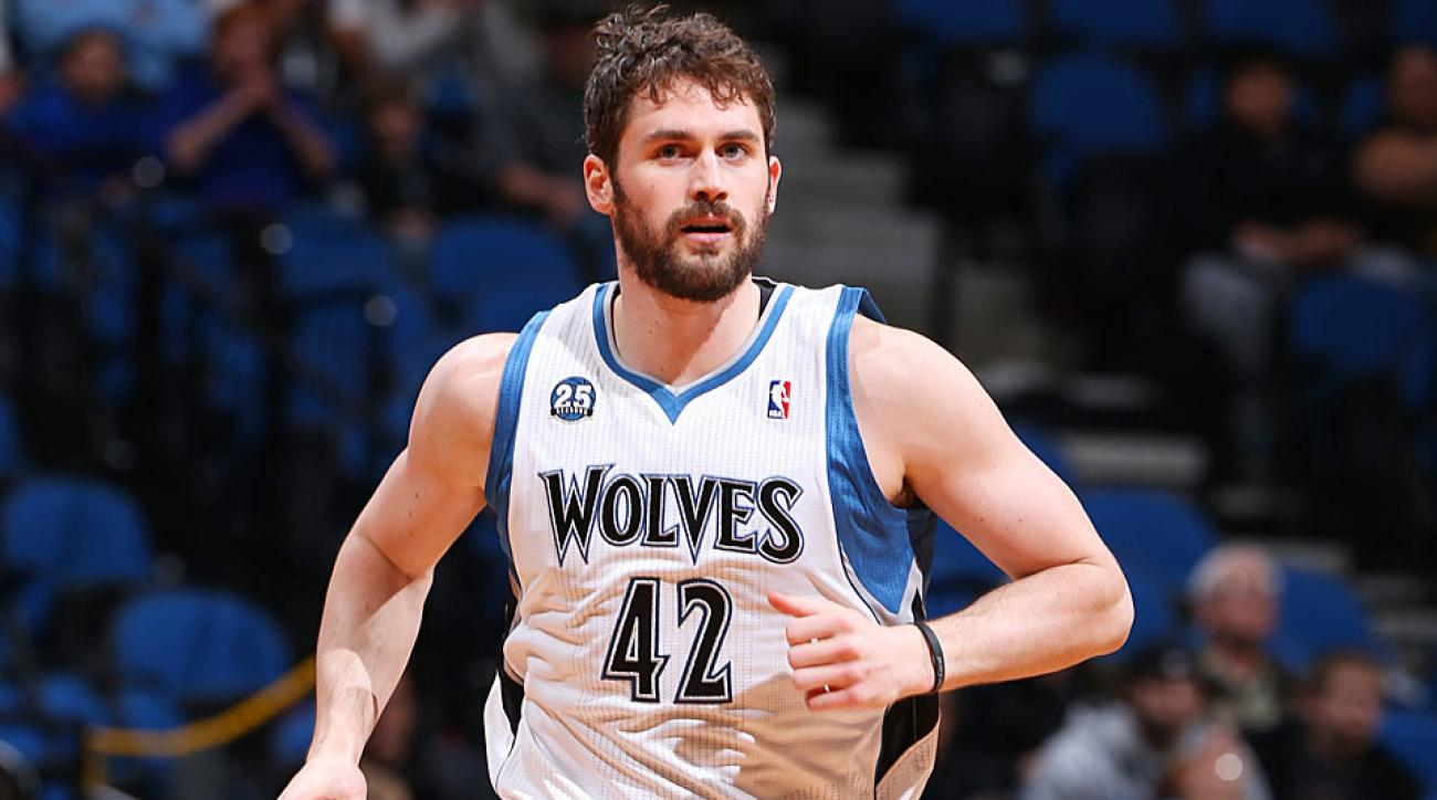 Kevin Love Minnesota Timberwolves trade rumor