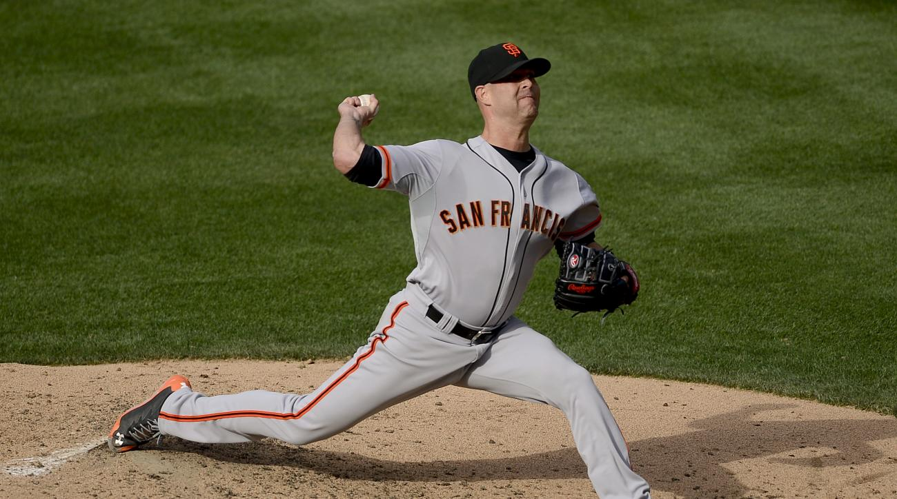 For Tim Hudson, this will be his first All-Star appearance since 2010.