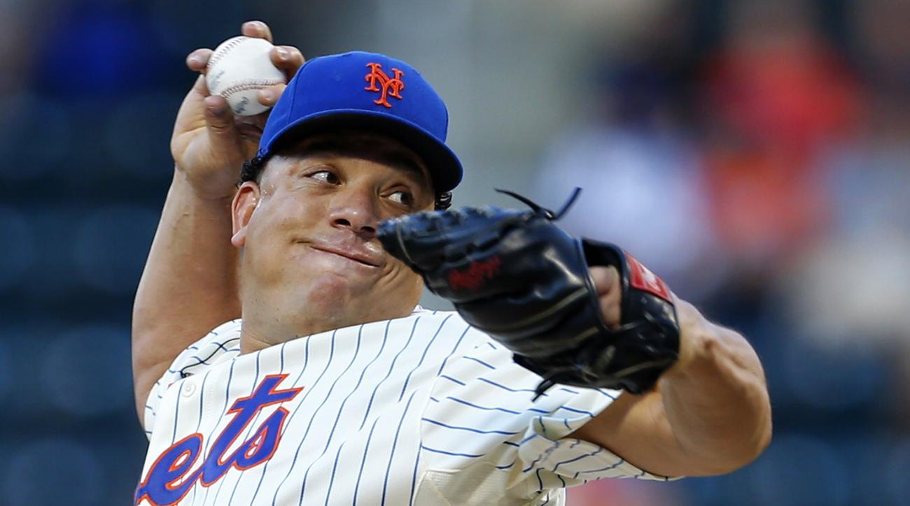 New York Mets Bartolo Colon trade