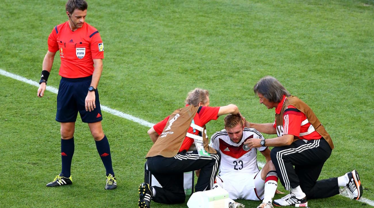 christoph kramer germany world cup concussion