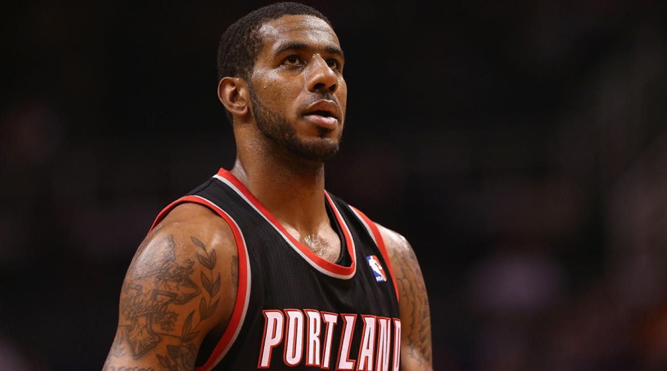 LaMarcus Aldridge basketball World Cup
