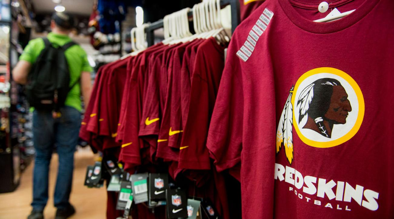 A federal judge won't allow the use of Redskins in court documents