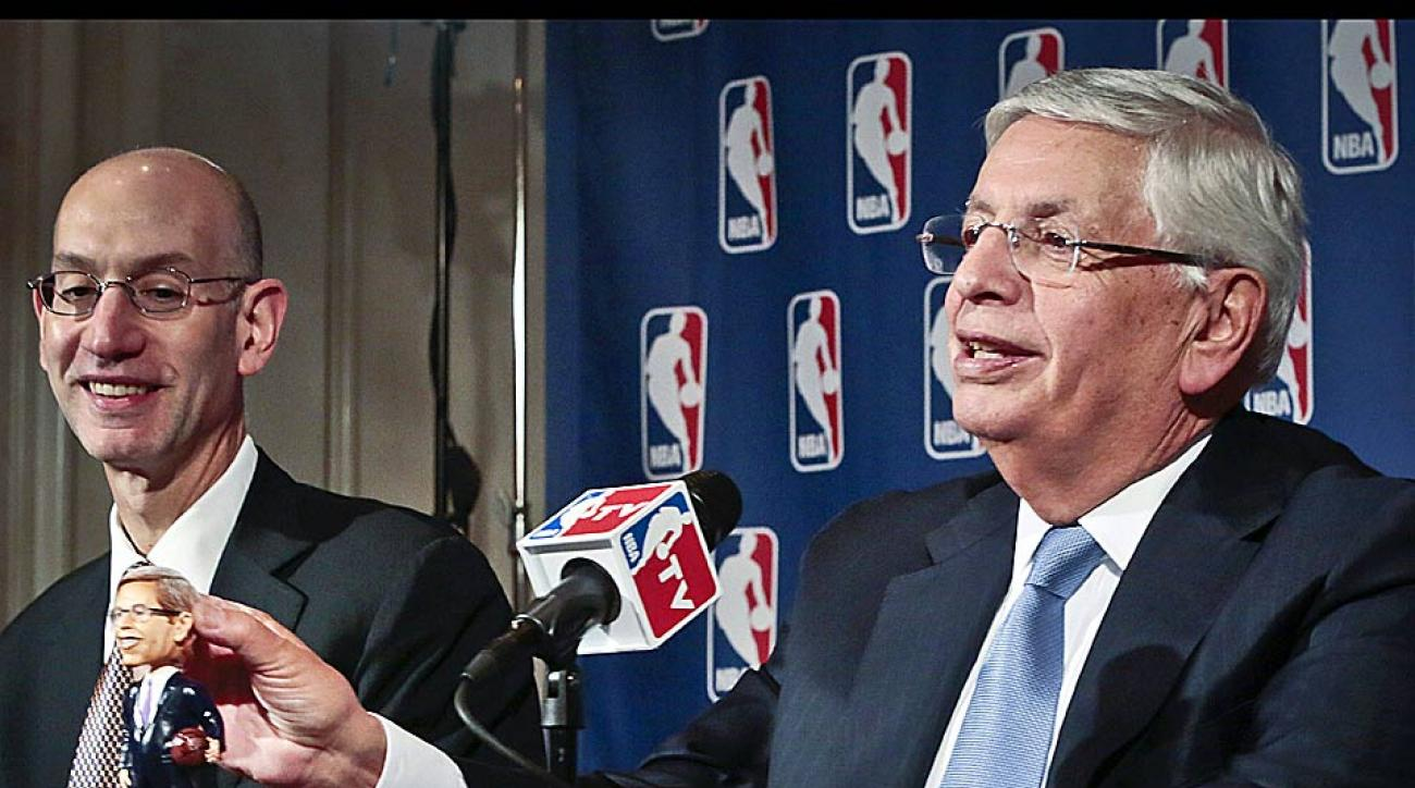 Current NBA commissioner Adam Silver and former commissioner David Stern have steadily implemented in-game video review over the last decade.
