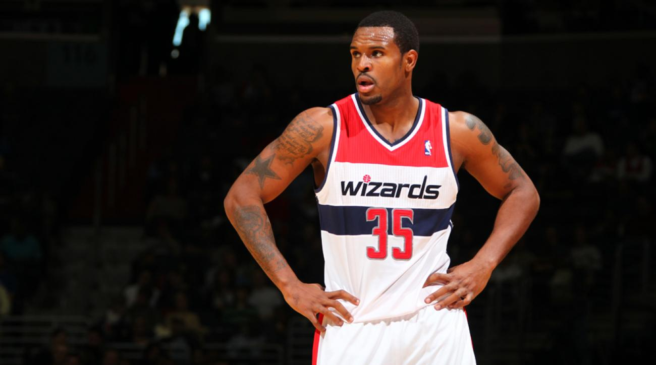 Trevor Booker has signed with the Utah Jazz