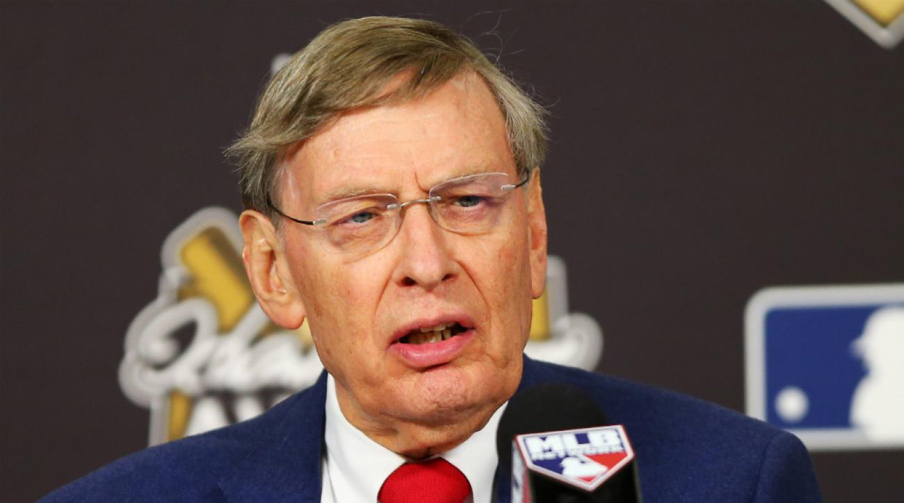 Bud Selig says Montreal could receive an MLB team