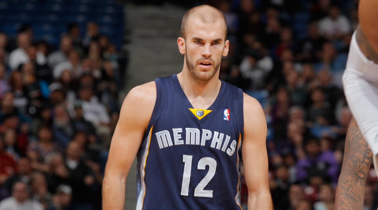 Nick Calathes to stay with Memphis Grizzlies