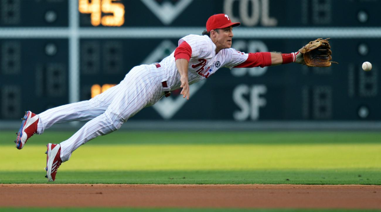 Phillies 2B Chase Utley doesn't want to be traded