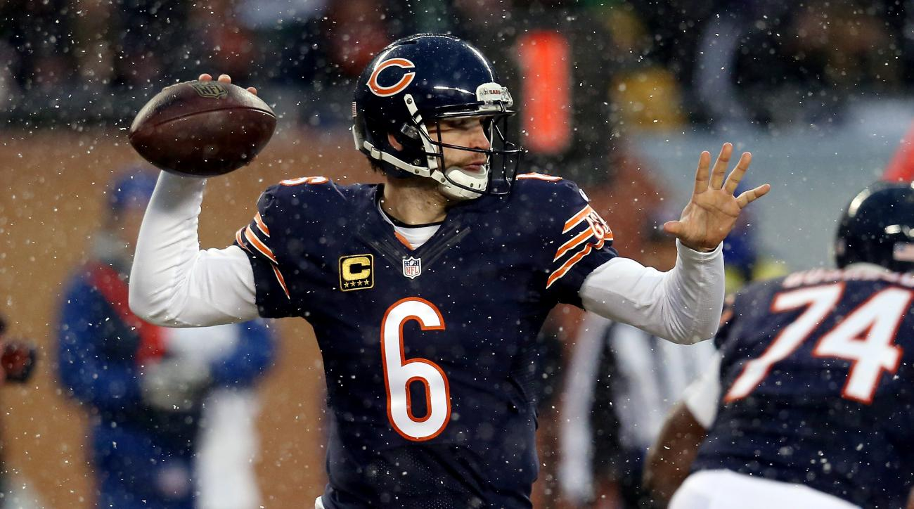 chicago bears training camp jay cutler
