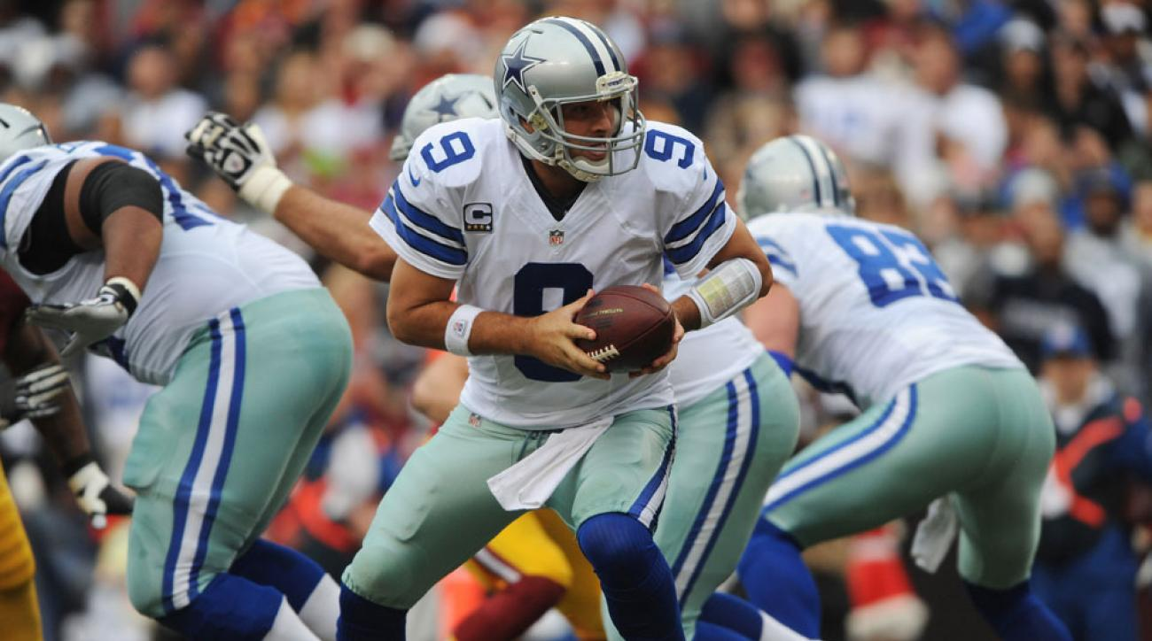 Tony Romo will be at the Dallas Cowboys training camp