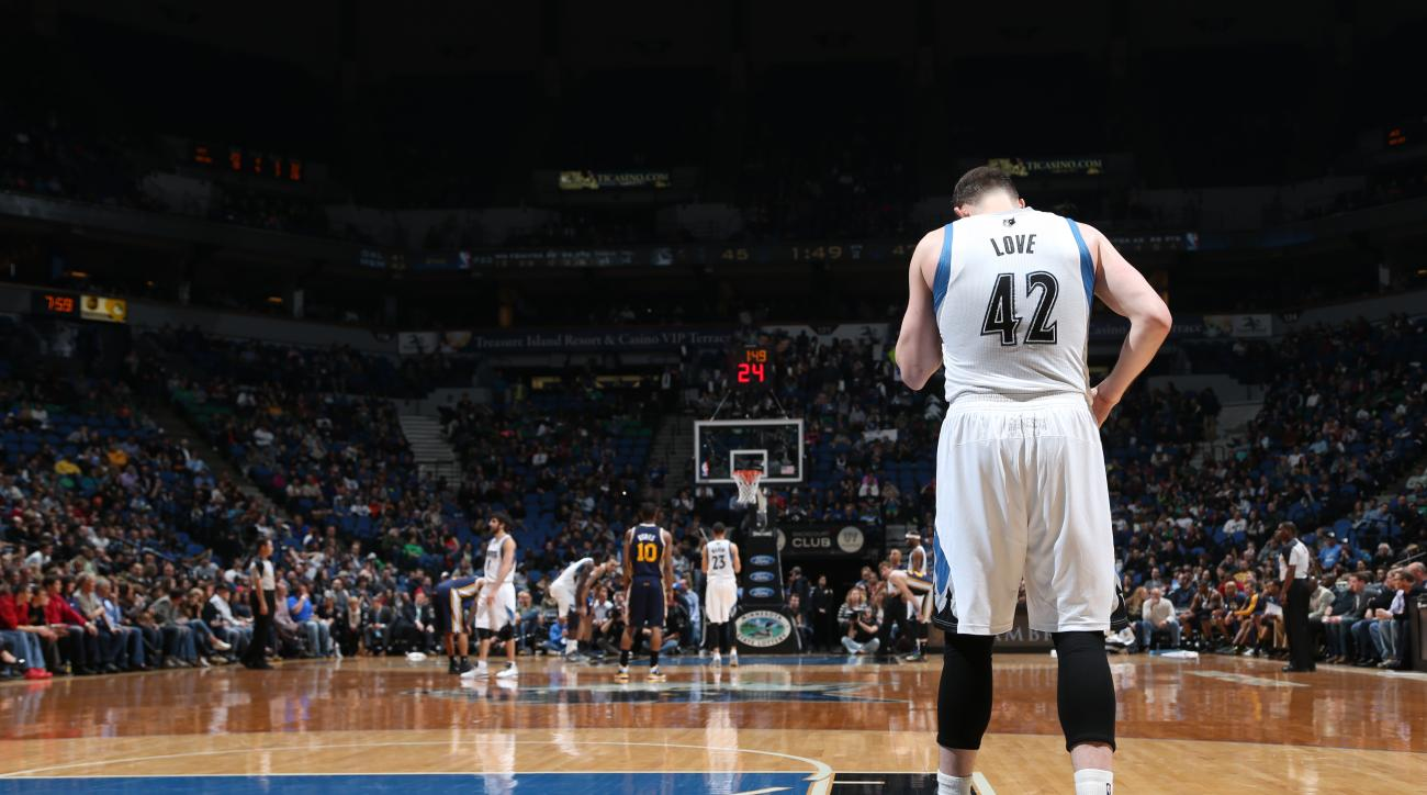 Minnesota Timberwolves owner wants Kevin Love to stay put