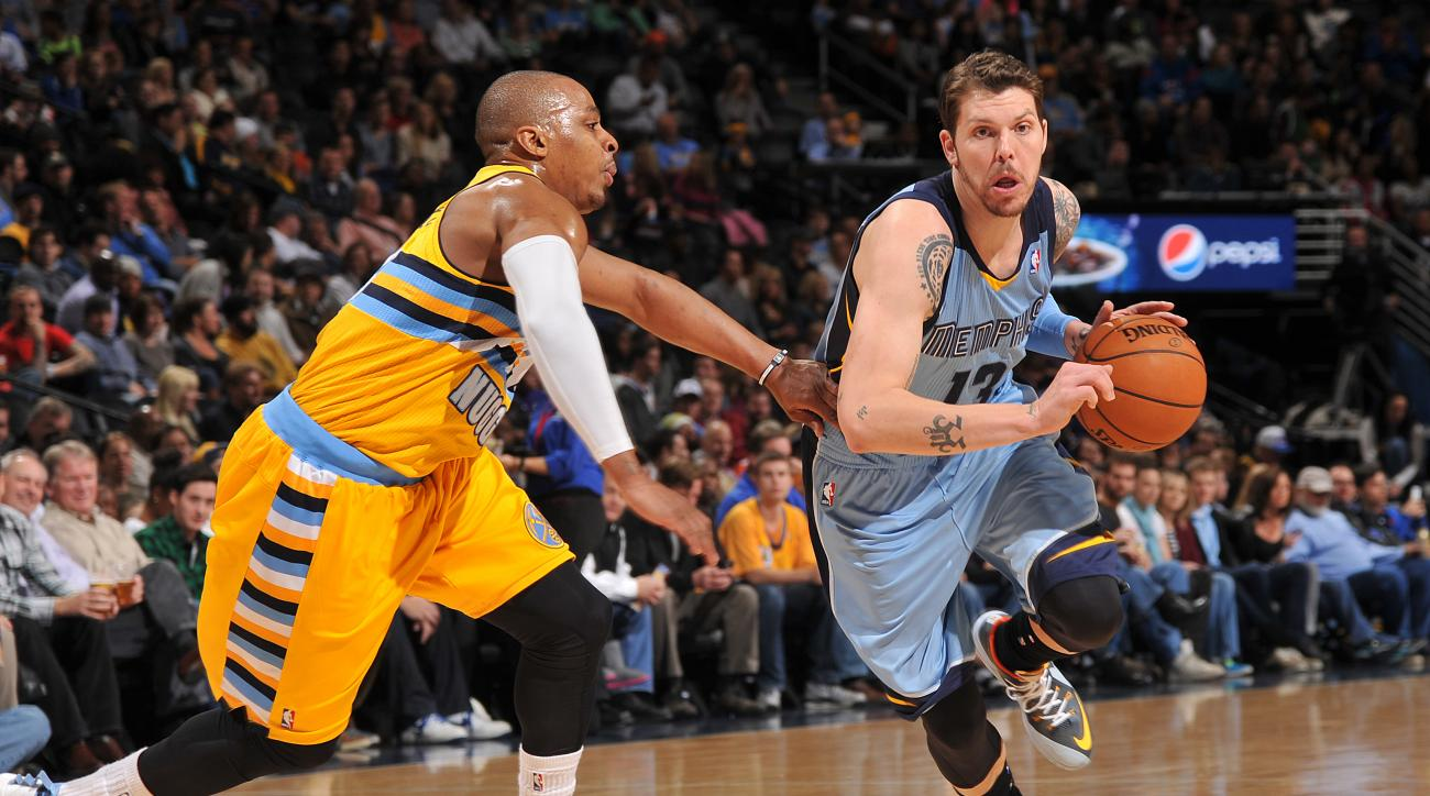 Mike Miller signs with the Cleveland Cavaliers