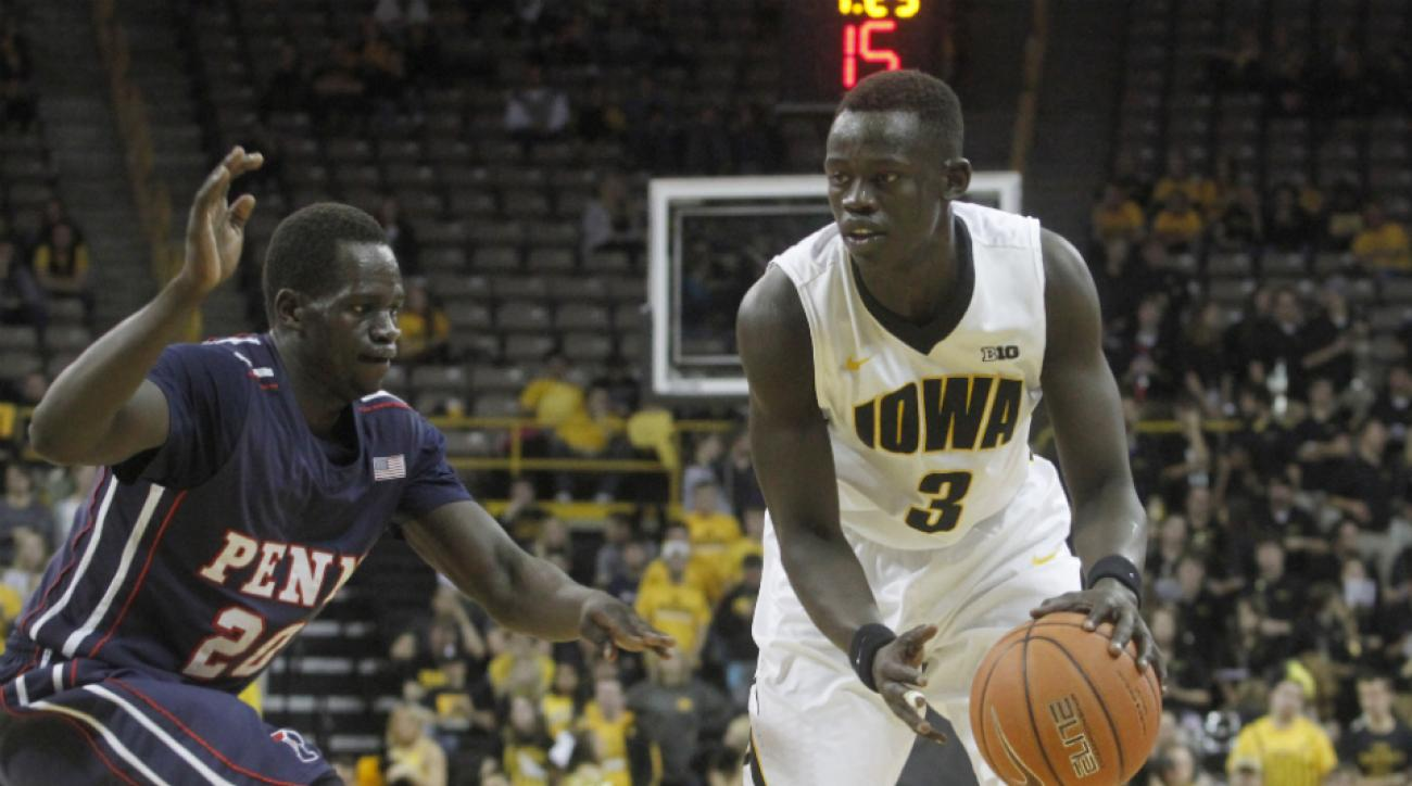 Iowa Hawkeyes guard Peter Jok arrested for second time