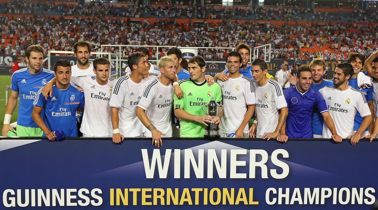 Chelsea real madrid miami premier league