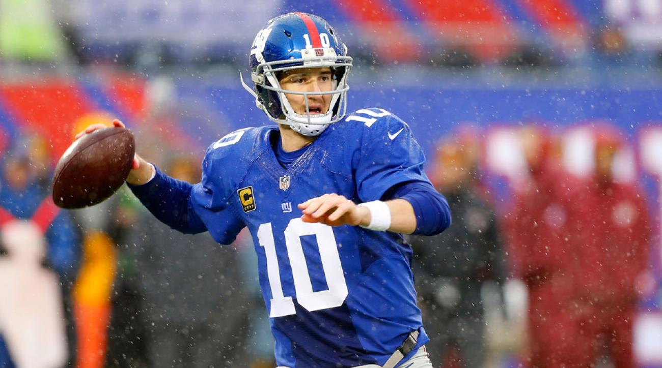 Eli Manning will be at the New York Giants training camp