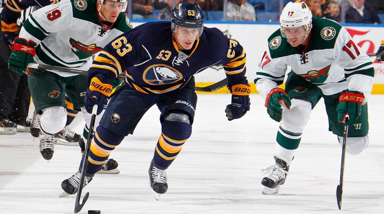 Tyler Ennis Buffalo Sabres contract extension