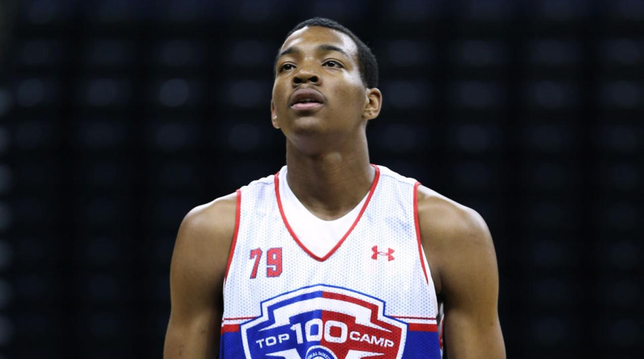 K.J. Lawson is the oldest son of Keelon Lawson, who is reportedly set to be hired by Memphis