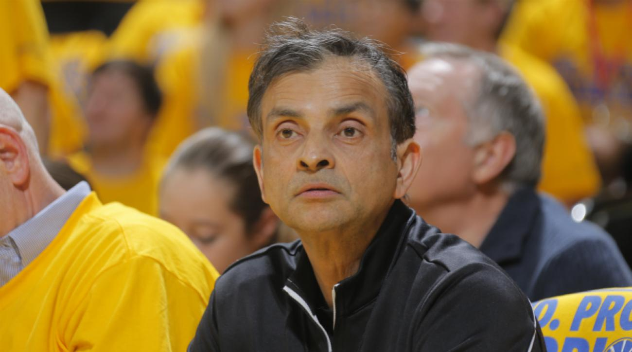 Kings owner Vivek Ranadive is facing a costly lawsuit over new arena plans
