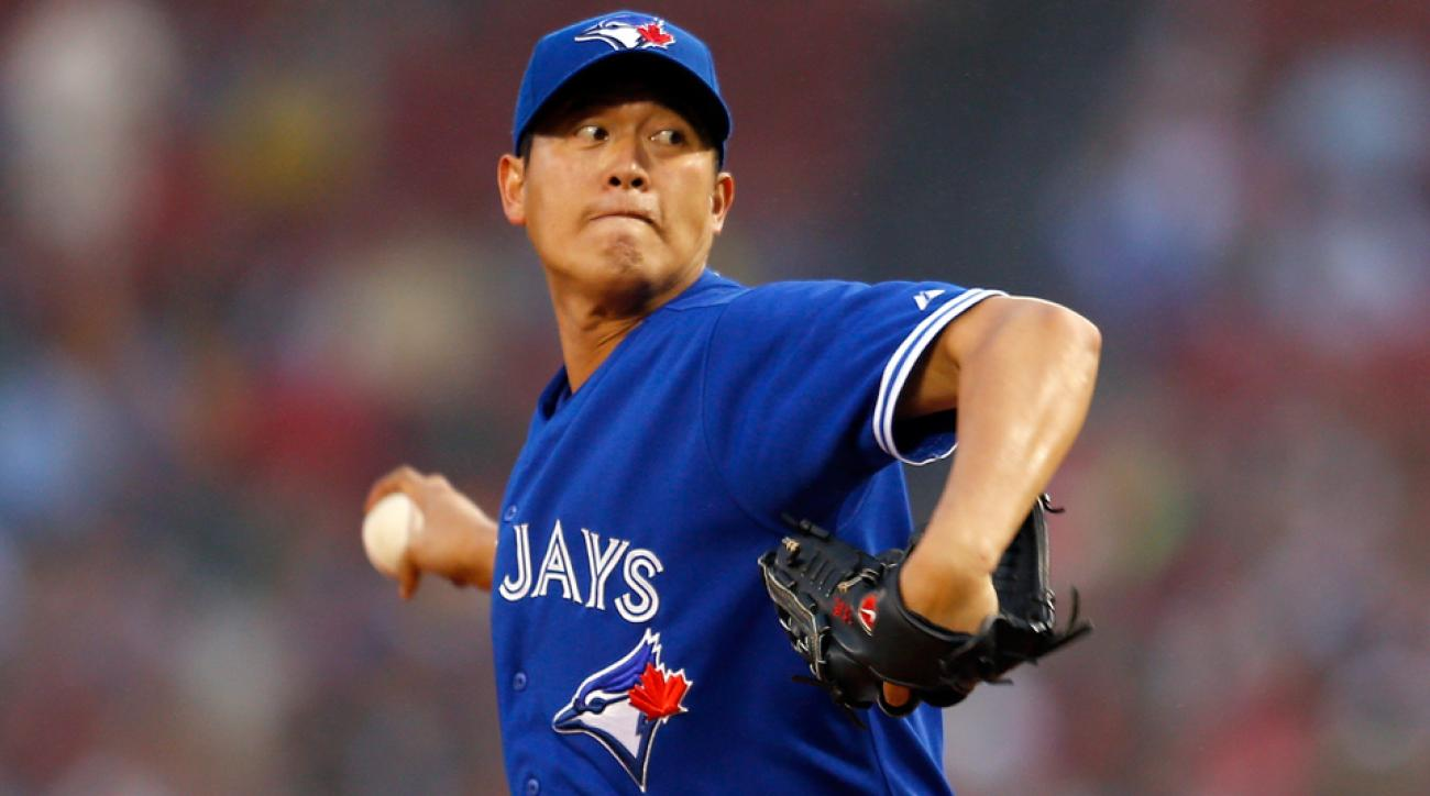 Chien-Ming Wang signs with White Sox