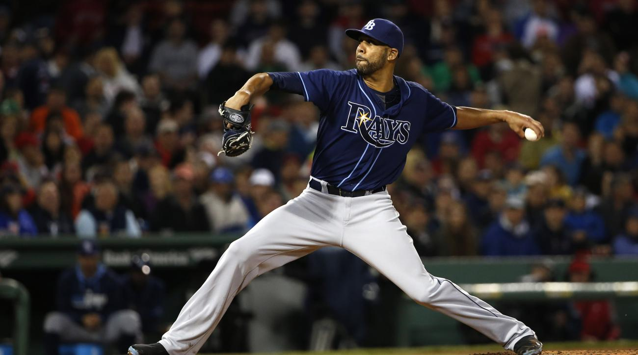 The Seattle Mariners are in trade talks with the Tampa Bay Rays about pitcher David Price