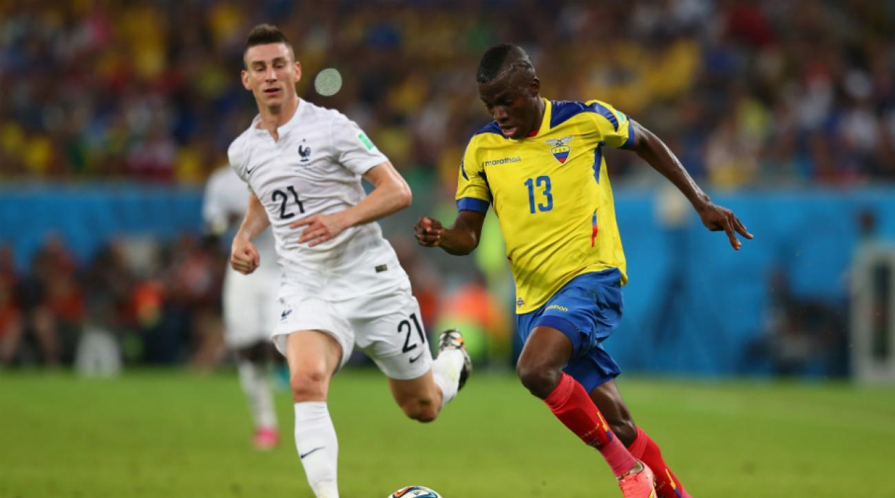 West Ham United signs Ecuador's Enner Valencia
