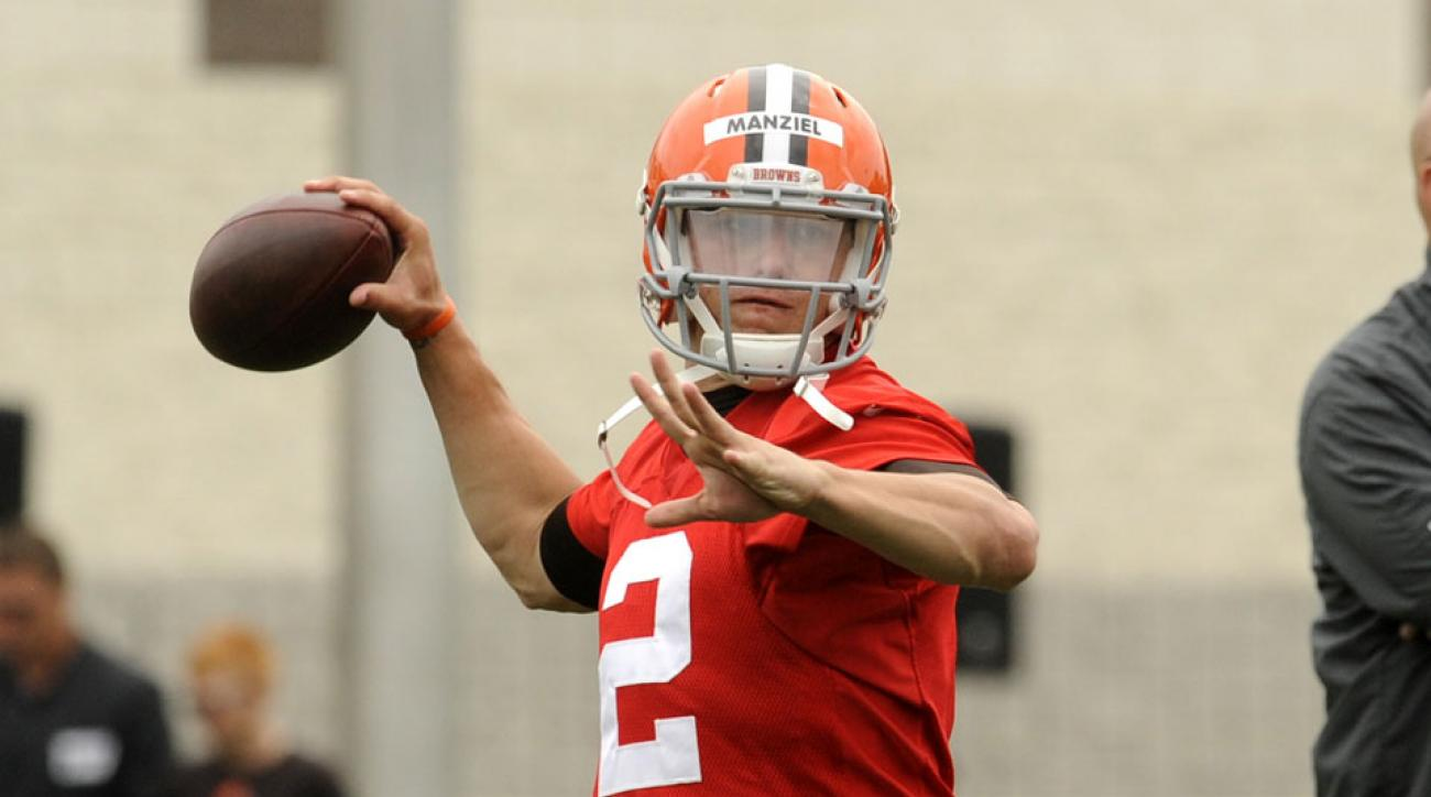 Troy Aikman was surprised the Cowboys didn't draft Johnny Manziel