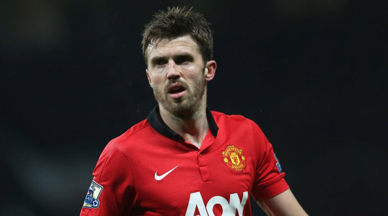 Man U's Michael Carrick to miss 10-12 weeks after ankle surgery