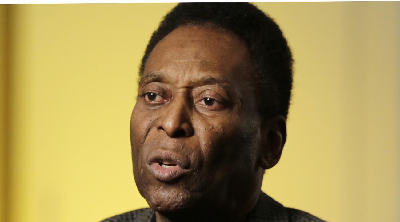 Pele surprised by Brazil's World Cup collapse