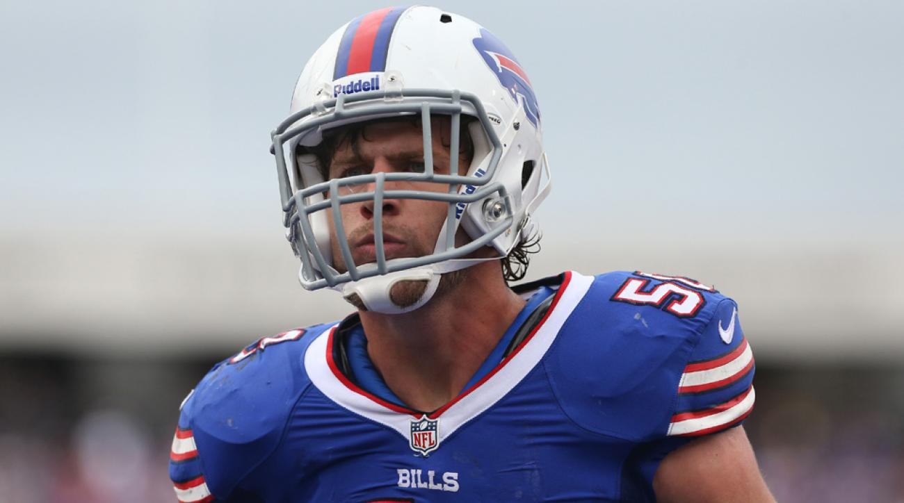 Kiko Alonso Torn ACL surgery