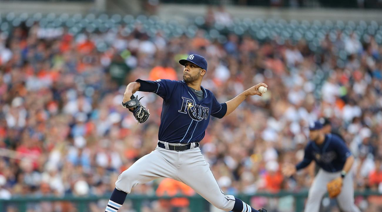 Trade options david price