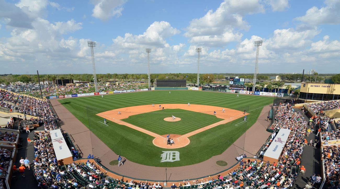 detroit tigers lakeland spring training