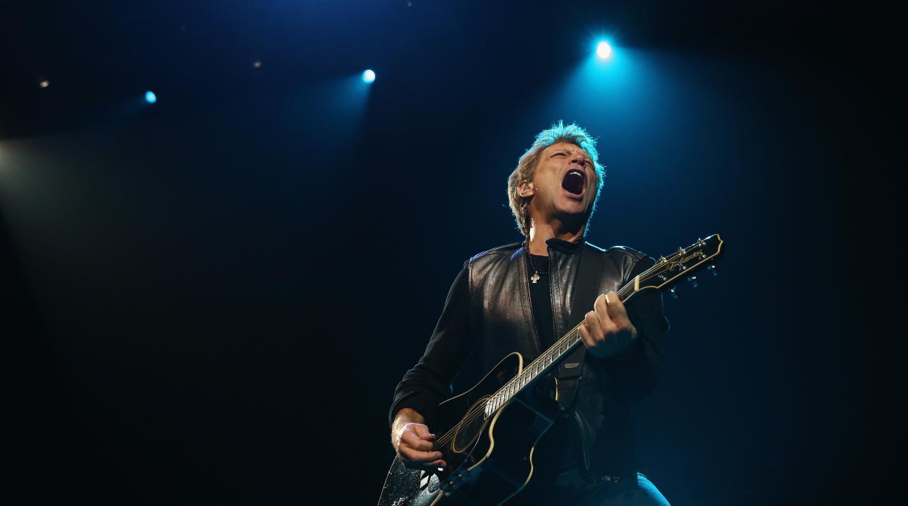 Jon Bon Jovi is reportedly interested in bidding on the Buffalo Bills