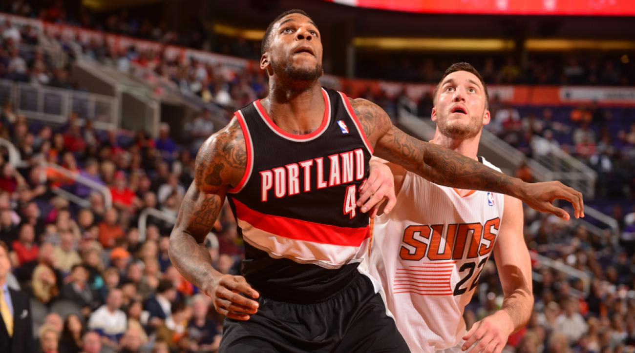 Thomas Robinson Trail Blazers thumb surgery